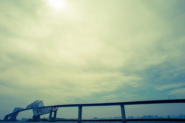 アイミーで湾岸沿いに撮り歩き