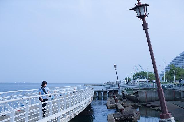 神戸撮影会にて