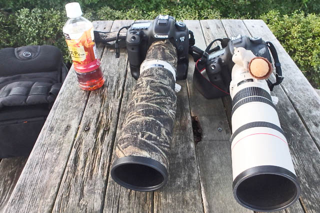 俺のは迷彩テープ巻いて傷防止してますが同じレンズ同じカメラです