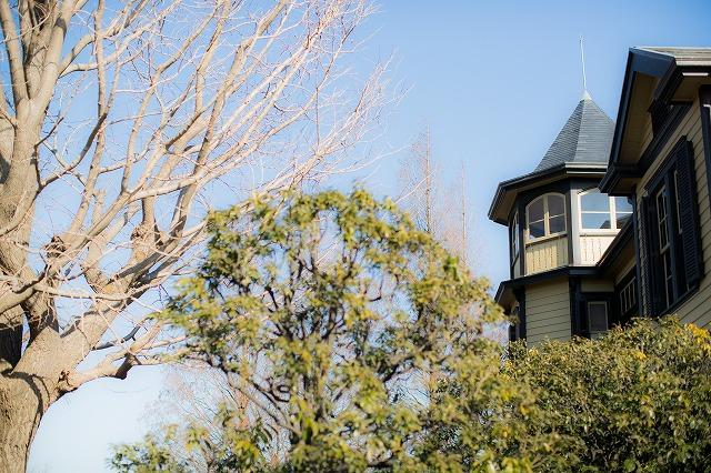 横濱山手 外交官の家