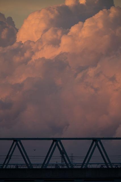 武蔵野線の鉄橋