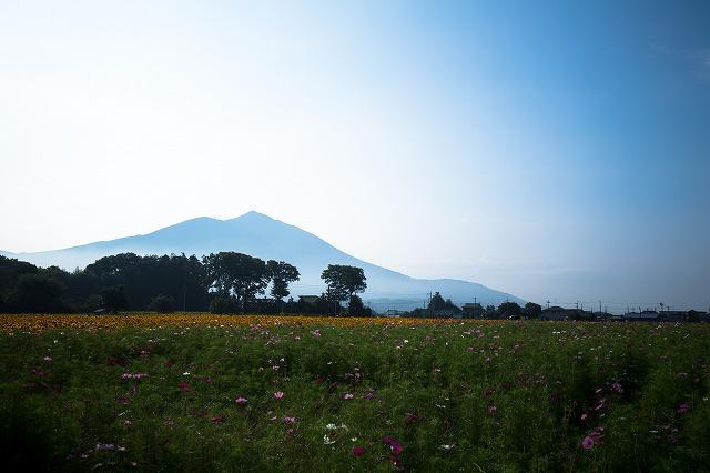 筑波山です